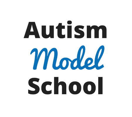 Autism Model School Logo