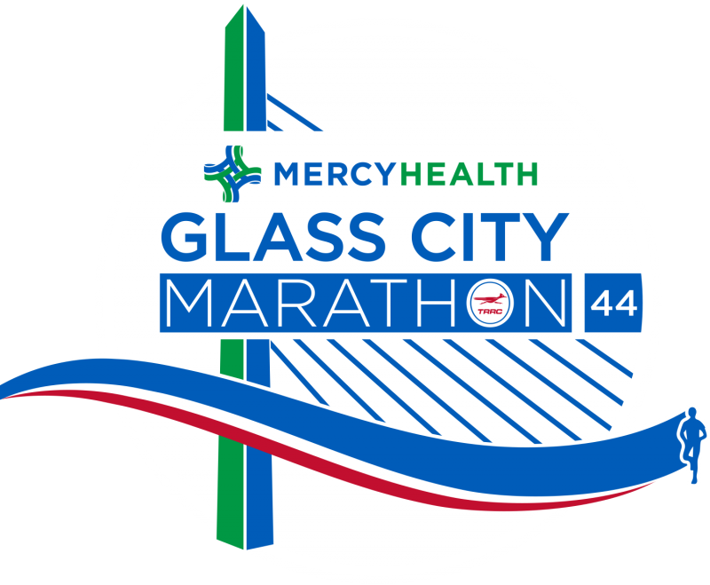 Glass City Marathon Logo
