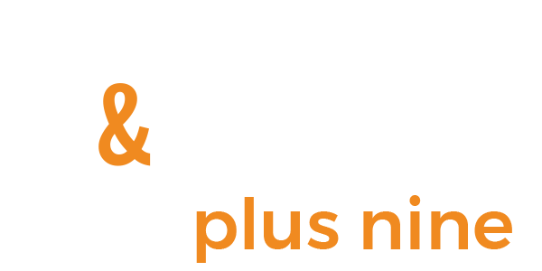 9 and Wine Logo